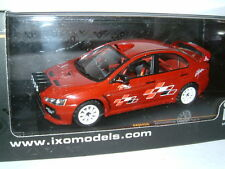 IXO MITSUBISHI Lancer EVO X 2008 Ralliart Group N Rally Presentation RAM450