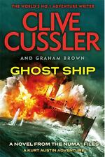 NUMA files: Ghost ship by Clive Cussler (Hardback)