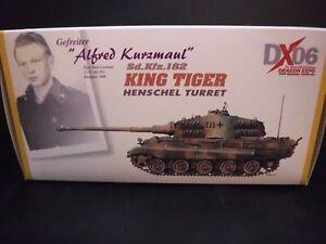 Dragon EXPO-DX06-2006-# 60223-King Tiger Henschel Turret-Alfred Kurzmaul