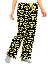 New XXL (20) Womens Plus Size 2X Black Batman Sleep Pajama Night Pants DC Comics