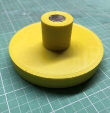 Tesla Model 3 Jack Pad Adapter Yellow