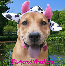 """Mad Cow costume for dogs size extra large 16-22"""" collar size"""