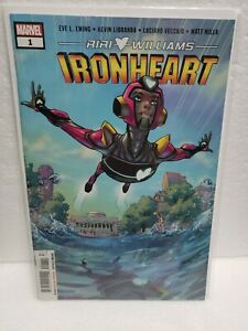IRON HEART RIRI WILLIAMS #1