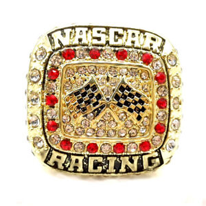 Nascar Rising 'The Intimidator' Earnhardt Sprint Cup Champions Rings - All Sizes
