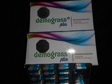 2 X DEMOGRASS PLUS Demograss Pill AUTHENTIC Weight LOSS 60 .  5- 2023 Exp.