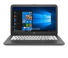 "HP Stream 14"" Laptop Intel Celeron N3060 4GB 32GB Windows 10, Gray, + Office 365"