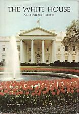 THE WHITE HOUSE HISTORIC GUIDE MAISON BLANCHE + PARIS POSTER GUIDE Eng