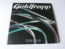 GOLDFRAPP - CD collector 1T / 1 track promo CD !!! OOH LA LA !!!