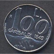 San Marino  100 Lire 1991 FDC (UNC) Garibaldi