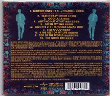 Robin Thicke: Blurred Lines (2013) CD OBI TAIWAN