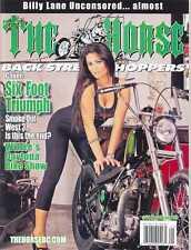 THE HORSE BACKSTREET CHOPPERS No.84 (New Copy) *Free Post To USA,Canada,EU