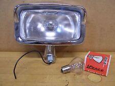 Vintage NOS Chopper Bobber 6 Volt / 12 Volt Motorcycle Headlight Head Light