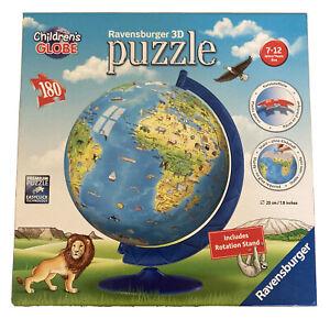 Spare Pieces For Ravensburger 3D Puzzle Children's Globe Spare Parts