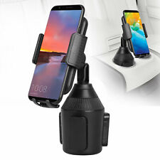 Universal 360 Degree Adjustable Car Cup Holder Stand Cradle Mount for Phone