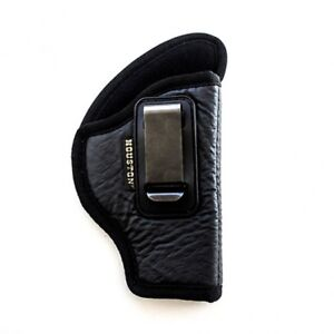 """For SCCY CPX1 & CPX-2 9mm - IWB Concealed Carry Soft """"Eco"""" Leather Gun Holster"""