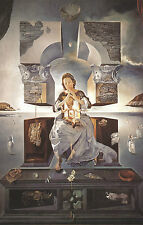 Enmarcado impresión-la Virgen de puerto Premio 1950 (réplica Imagen Arte Cartel)