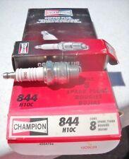 Champion Copper Plus H10C #844 spark plugs box of 8