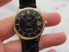 VINTAGE OMEGA SEAMASTER AUTOMATIC CAL.565 GOLD PLATED REF.166.002 SWISS MADE