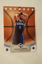 NBA CARD - Upper Deck - Ovation Series - Carlos Boozer - Jazz
