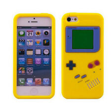 Game Boy Silicone Case for iPhone 6s / 6-yellow