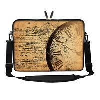 "17/"" 17.3/"" Neoprene Laptop Notebook Computer Sleeve Bag Case 3129"