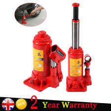 3T Hydraulic Bottle Jack Lifting Stand for Car/Van/Boat/Caravan Tool