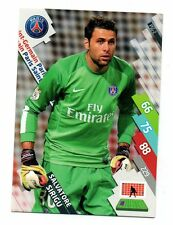 Panini Foot Adrenalyn 2014/2015 - Salvatore SIRIGU - Paris St Gerrmain (A1316)
