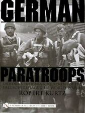 Book - German Paratroops: Uniforms, Insignia & Equipment of the Fallschirmjager