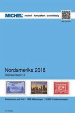 MICHEL Nordamerika 2018|Herausgegeben von MICHEL-Redaktion|Gebundenes Buch