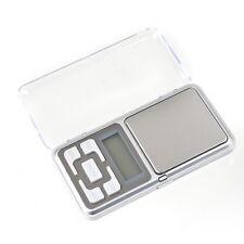 200g x 0.01g WH-668D Feinwaage Digital Waage Taschenwaage Skala Goldwaage cz