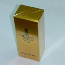 Paco Rabanne 1 Million 100ml Eau de Toilette 3.3 - 3.4oz Men Original New in Box