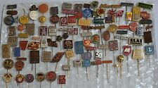 Yugoslavia Newspaper Magazines Media pin badges 1970'ss Rare