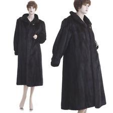 On Sale! Mint! Forever Fashionable Deep Mahogany Female Mink Fur Coat