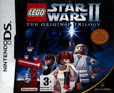 LEGO Star Wars II: The Original Trilogy [Nintendo DS/Lite/DSi/XL Game] GENUINE