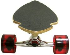 PINTAIL LONGBOARD Complete CONCAVE CUT PIN 9.25 in x 46 in Cruiser