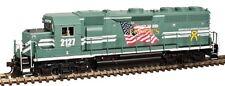 Atlas 2420 PADUCAH & LOUISVILLE GP40 Salute Our Troops w/ DCC & Sound NIB