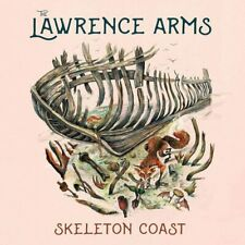 The Lawrence Arms - Skeleton Coast CD ALBUM NEW (17TH JULY) ups