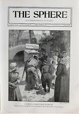 1900 Estampado Holandesa Peasantry Siguientes The Boer Guerra