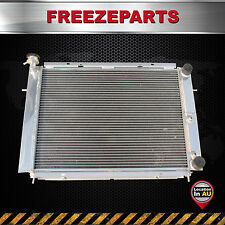 3 Rows Aluminum Radiator For Holden Commodore VL RB30 6Cyl 3.0 EFI 1986-1988 AT