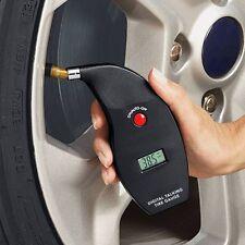 LCD Digital Tire Pressure Gauge Car Motorcycle Tyre Air Pressure Meter 100 PSI