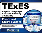 TExES English Language Arts and Reading 7-12 (231) Flashcard Study System