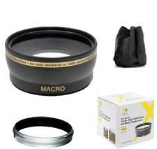 52mm Pro Series Wide Angle Lens for Fujifilm X100 / X100S / X100T / X100F / X70