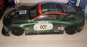 Kyosho Fazer Gp 1/10 4wd Verbrenner Aston Martin