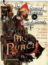 The Tragical Comedy or Comical Tragedy of Mr Punch by Gaiman, Neil Paperback The