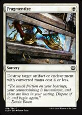 MTG-1x-Light Play, English-Fragmentize - Foil-Kaladesh