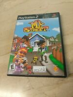 My Streets PlayStation 2 PS2