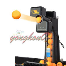 Table Tennis Robot Automatic Ping-pong Ball Machine Practice Recycle JT-A New