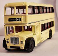 EFE 14003 Bristol FLF Lodekka CROSSVILLE X4 1-76