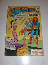 SUPERMAN Comic - No 165 - Date 11/1963 - DC Comics
