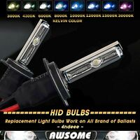 Two 35W 55W Xenon HID Kit 's Replacement Light Bulbs for Accent Azera